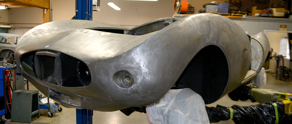 restoration body work