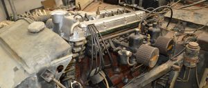 Aston Martin Engine Rebuild