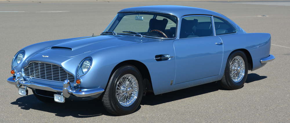 DB5 After Restoration