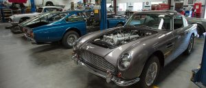 Classic Car Restoraton