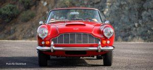 Aston Martin DB4C