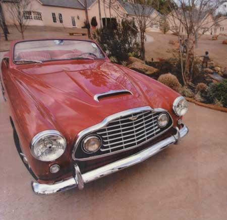 The wacky Factor Aston Martin