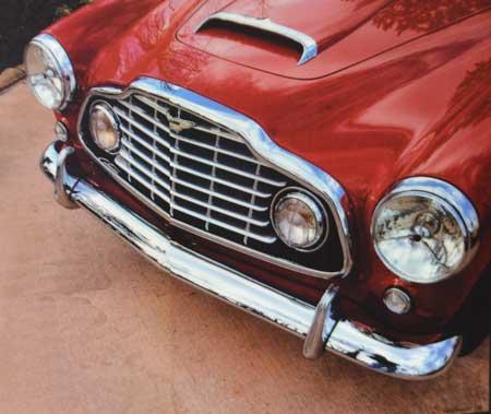 Aston Martin Restoring History