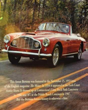 Aston Martin Art of the Wheel