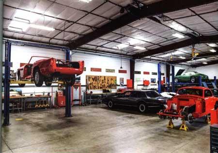 Aston Martin repair service